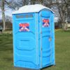 Portable chemical toilet