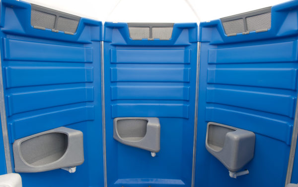Urinal block